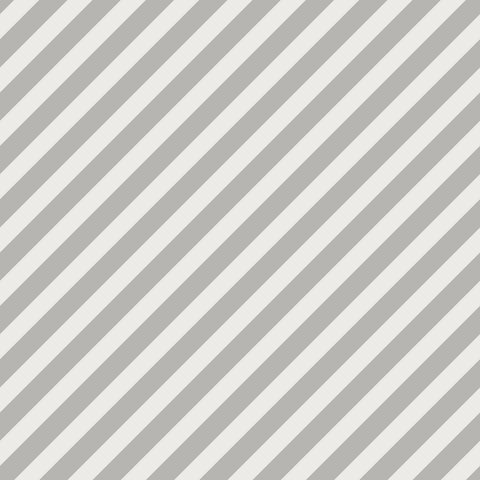 Medium Grey Stripes Patterned HTV 12x12