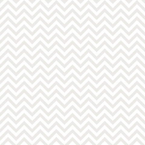 Grey Chevron Patterned HTV 12x12