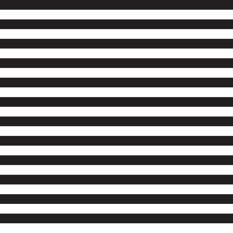 Horizontal Stripes Patterned Adhesive Vinyl 12x12
