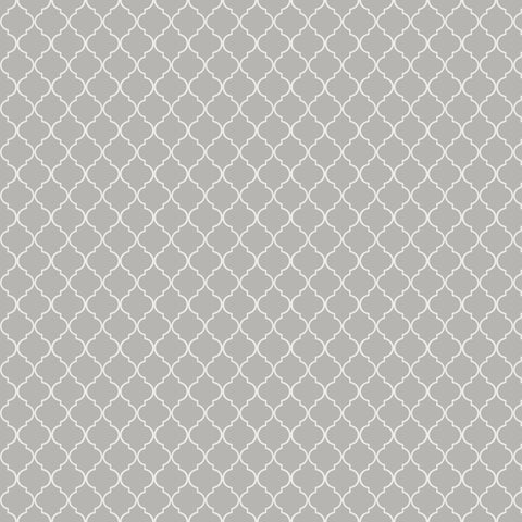 The Little Princess Grey Patterned Adhesive Vinyl 12x12