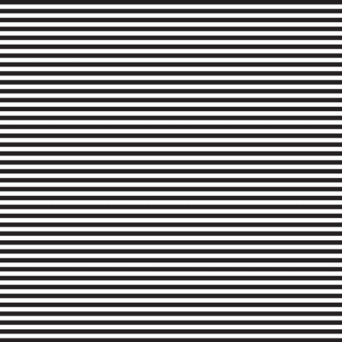 Small Horizontal Stripes Patterned Adhesive Vinyl 12x12