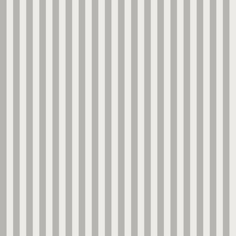 Grey Vertical Stripes Patterned Adhesive Vinyl 12x12