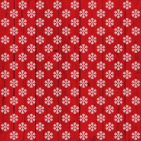 Most Wonderful Time of the Year Patterned Adhesive Vinyl 12x12