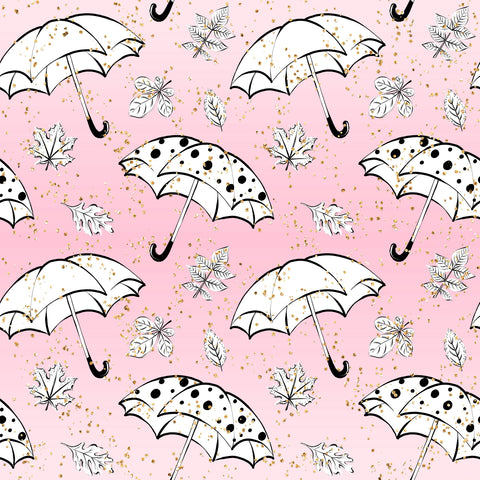 Raindrops on roses Patterned Adhesive Vinyl 12x12