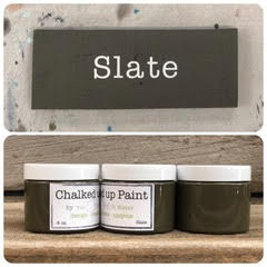 HOME LINE - Creative Sister Chalked Up Paint + Stain in One - Slate