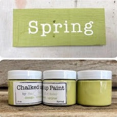 Creative Sister Chalked Up Paint - Spring