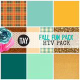 Fall Fun HTV Pack