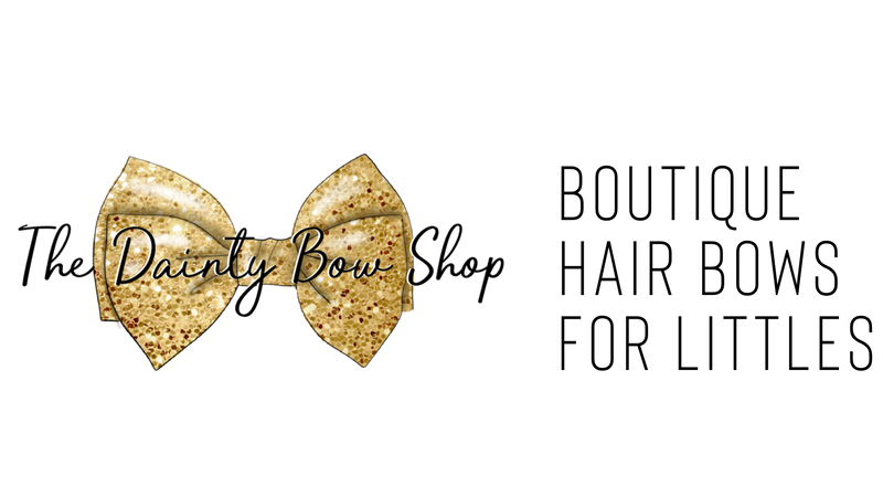 The Dainty Bow Shop