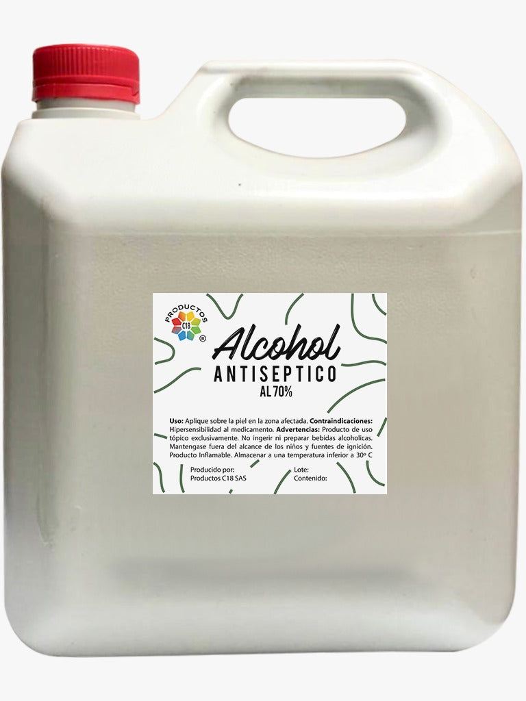 Alcohol Antiséptico