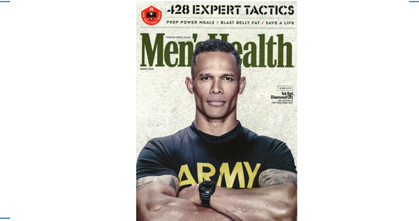 Men's Health - March 2018