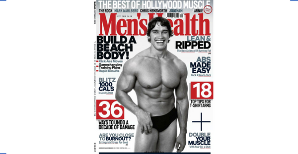 Men's Health UK - September 2018