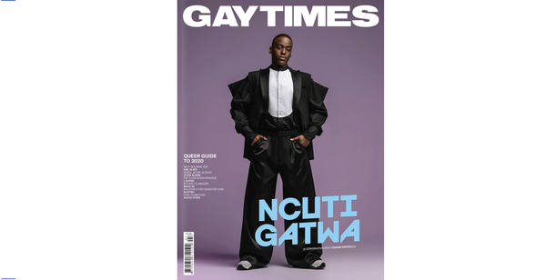 Gay Times - January 2020
