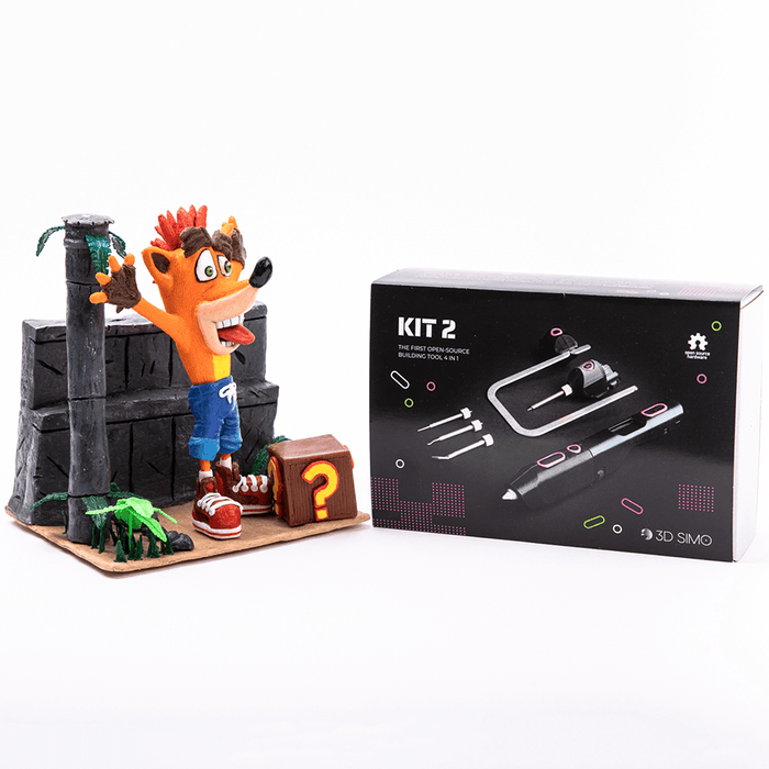 3Dsimo KIT 2: Big Creative set