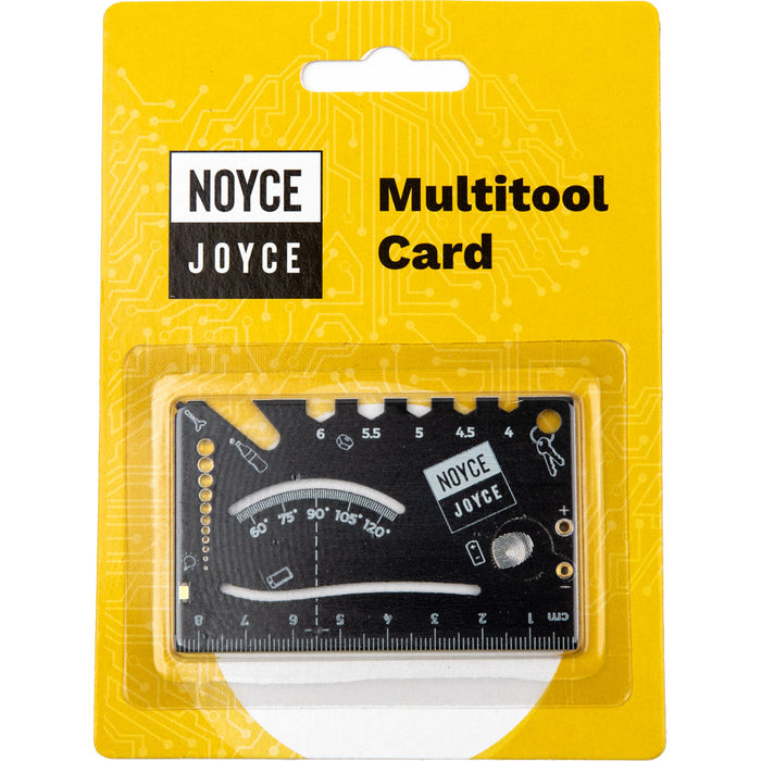 Multi-functional card
