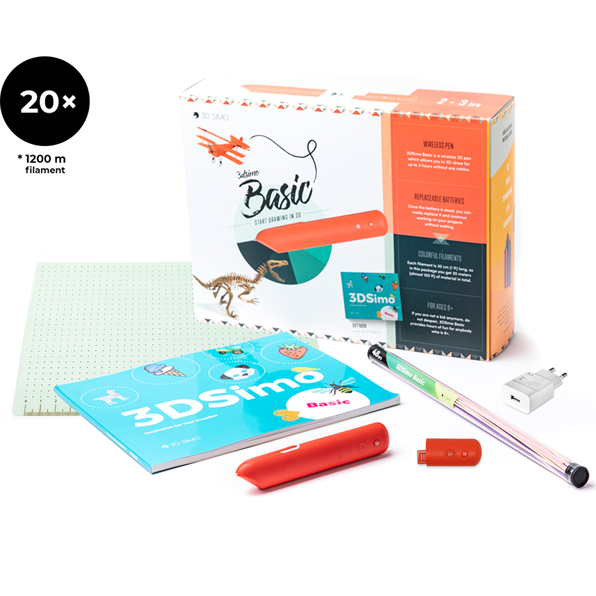 3Dsimo Basic Class pack