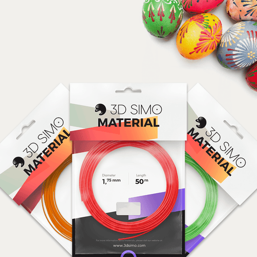 Easter filament set