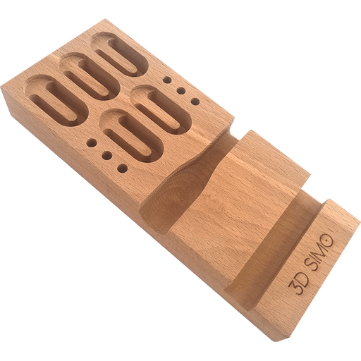 Wooden stand for 3Dsimo mini