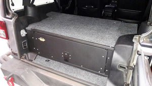 Jeep Wrangler JKU 4-Door (2007-current) Drawer Kit - By Big Country 4x4