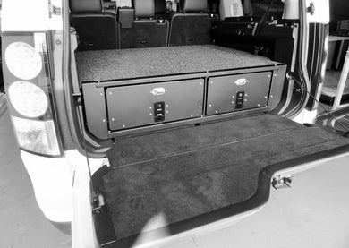 Land Rover LR3 / LR4 Drawer Kit - By Big Country 4x4