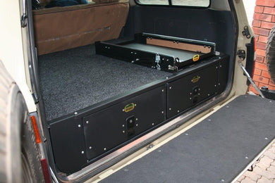 Land Cruiser 80 / LX 450 Drawer Kit - By Big Country 4x4