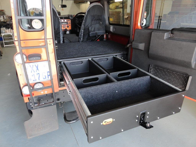 Defender 110/90 Drawer (1983-2006) - By Big Country 4x4