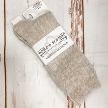 Load image into Gallery viewer, Shabby Chic Crew Socks