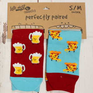 Perfectly Paired Novelty Socks