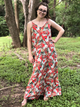 Load image into Gallery viewer, Daydreamer Cami Maxi Dress Medium