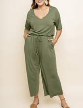 Load image into Gallery viewer, Stay Forever Curvy Jumpsuit