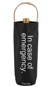 Wine Bags Emergency