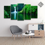 5 Pcs Nature & Landscapes