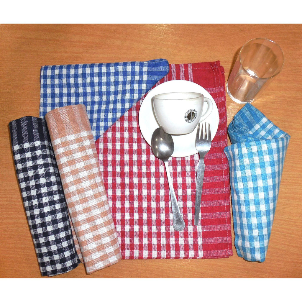 5 - Pieces Cotton Kitchen Towels