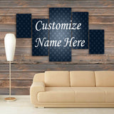 CUSTOMIZED 3D NAME FRAME - DIGITALLY PRINTED (CNF-011)