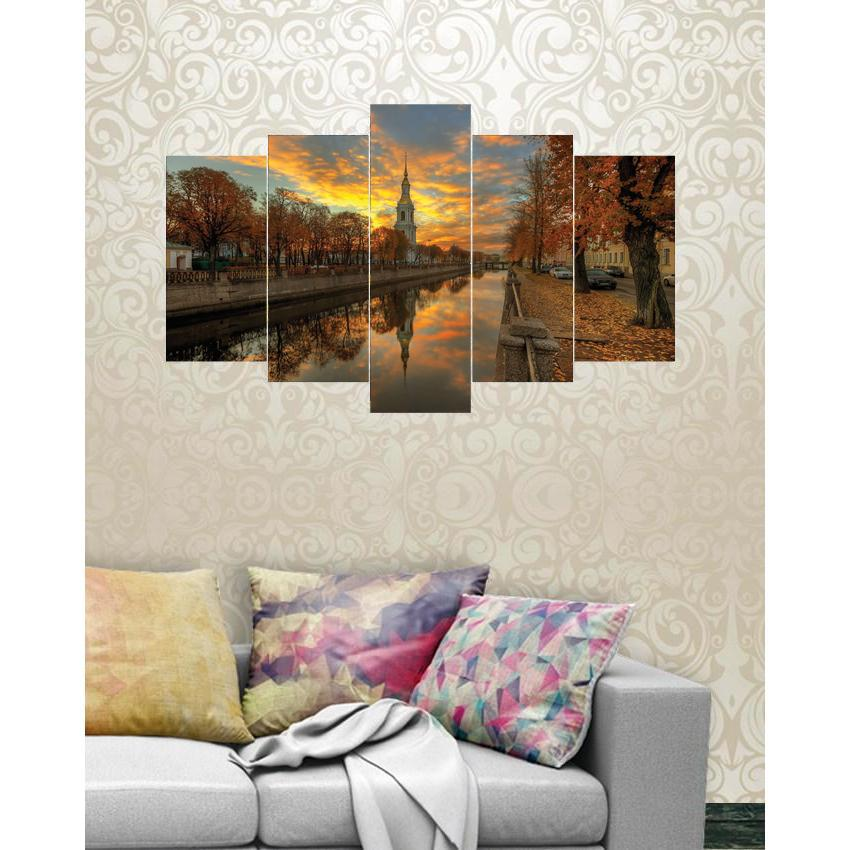 Canvas Digital Wall Frames - (Sku 002)
