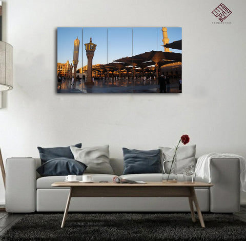 5 PCS Mosque Wall Frame (IS-022)