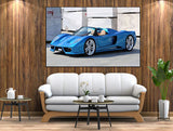 SINGLE 3D WALL FRAME (SIF-060)