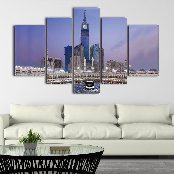 5 SPLIT CANVAS WALL FRAME - (Sku-WF0189)