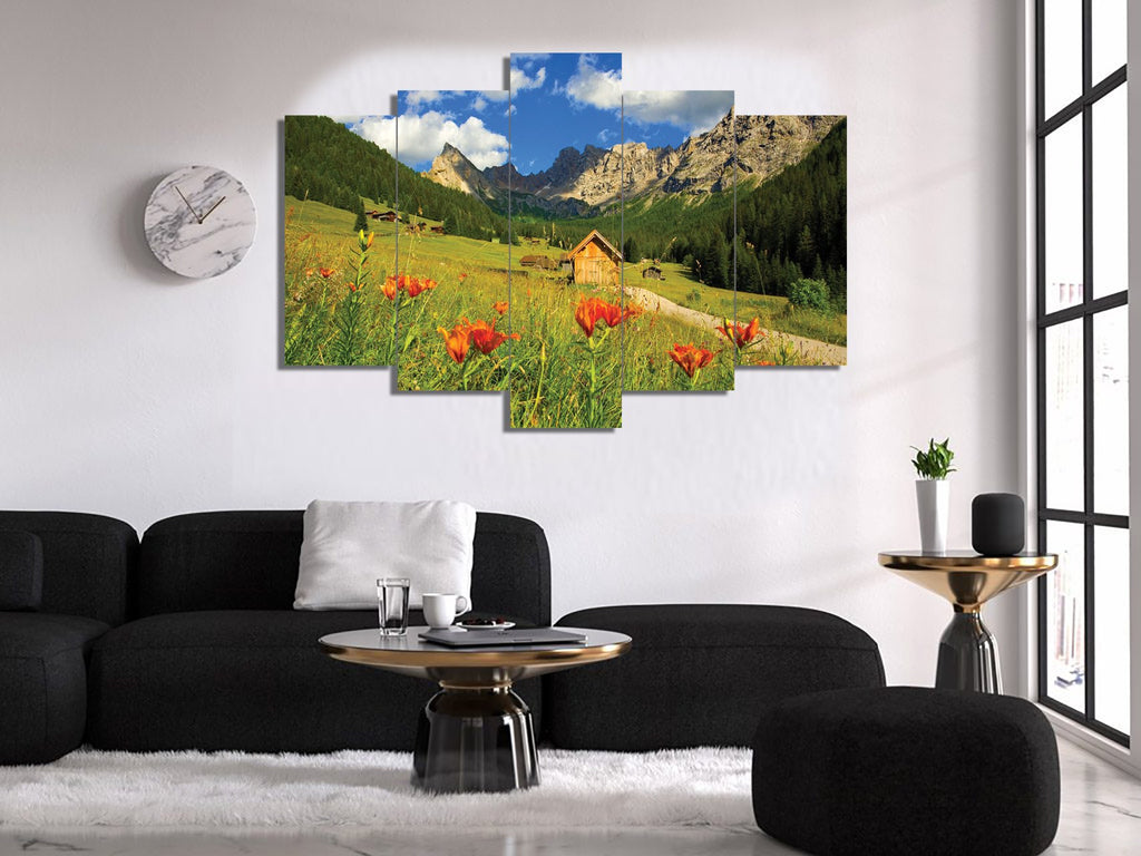 Canvas Digital Wall Frames - (Sku 001074)