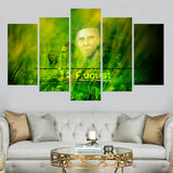 5 DIVIDED WALL FRAME - DIGITALLY PRINTED - AZADI SALE