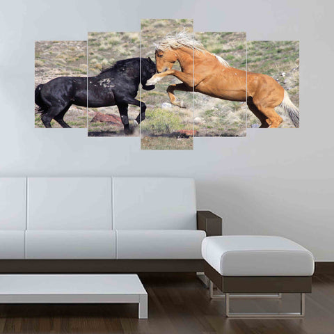 5 SPLIT CANVAS WALL FRAME - (Sku-WF0200)