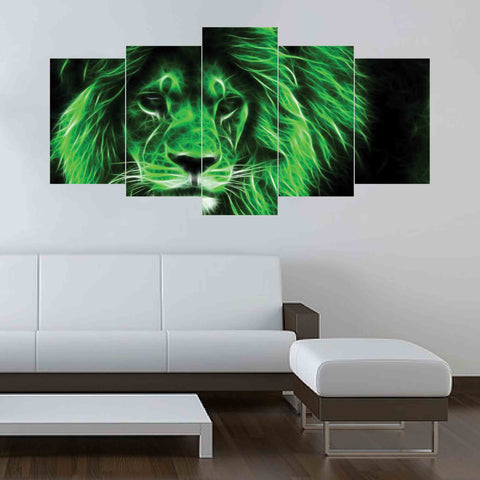 5 SPLIT CANVAS WALL FRAME - (Sku-WF0202)