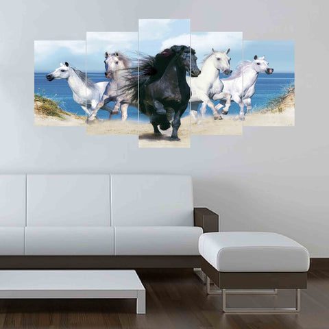 5 SPLIT CANVAS WALL FRAME - (Sku-WF0205)