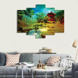 Canvas Digital Wall Frames - (Sku 0082)