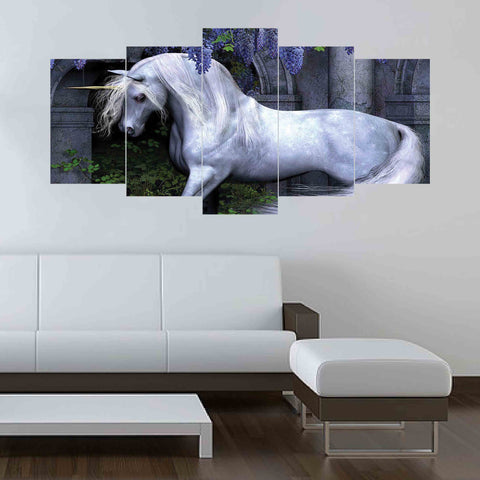 5 SPLIT CANVAS WALL FRAME - (Sku-WF0206)