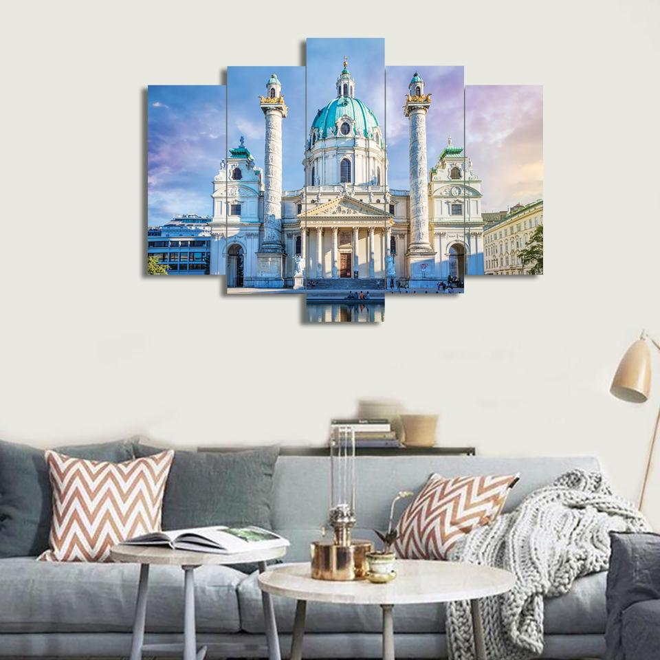 Canvas Digital Wall Frames - (Sku 0093)