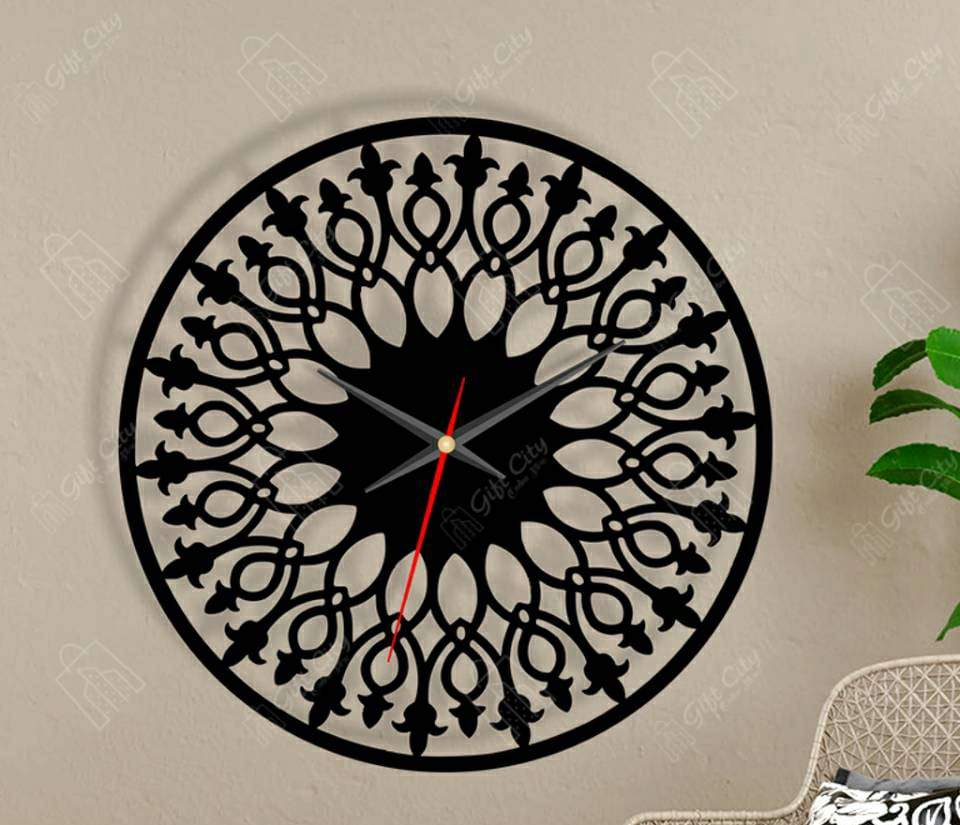 Acrylic Wall Clock (VS-072)