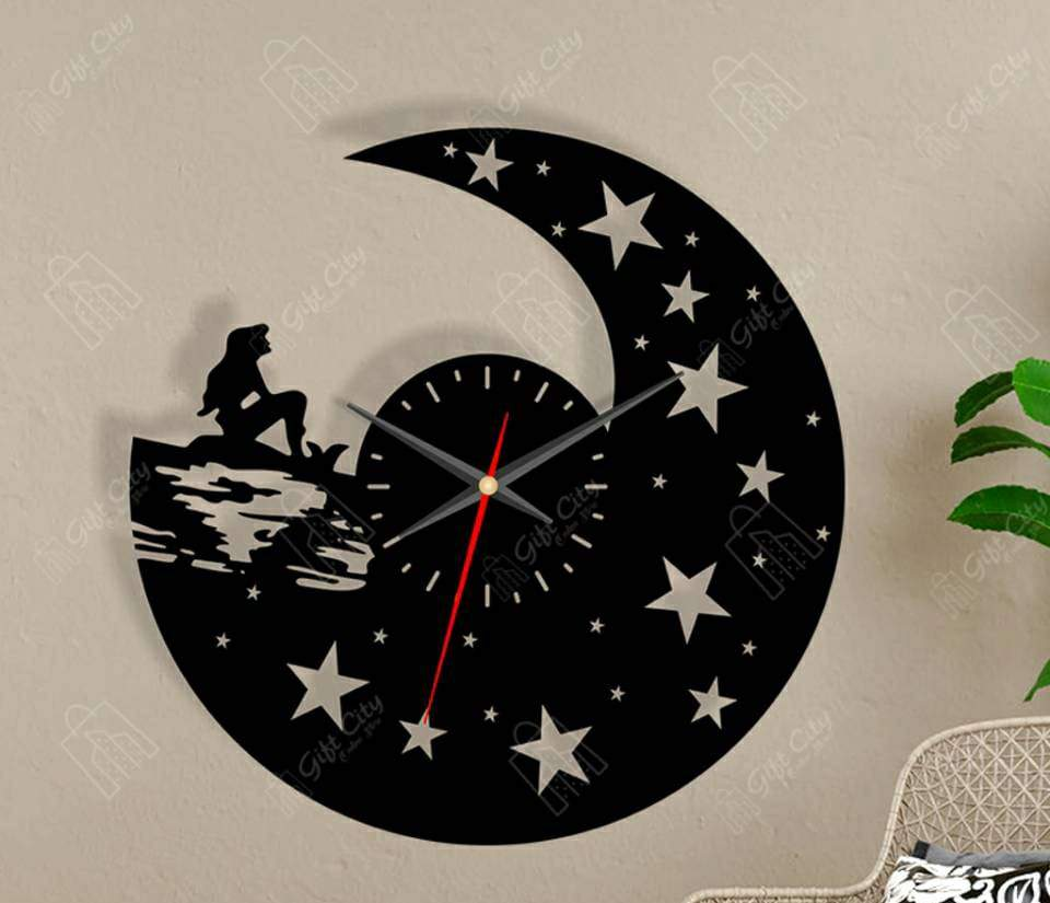 Acrylic Wall Clock (VS-065)