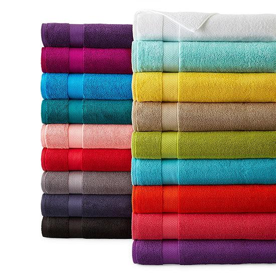 Classic Bath Set Of 3 Towel Random Colours