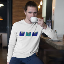 Load image into Gallery viewer, Floppy disk patent sweatshirt - Sigma Shirts
