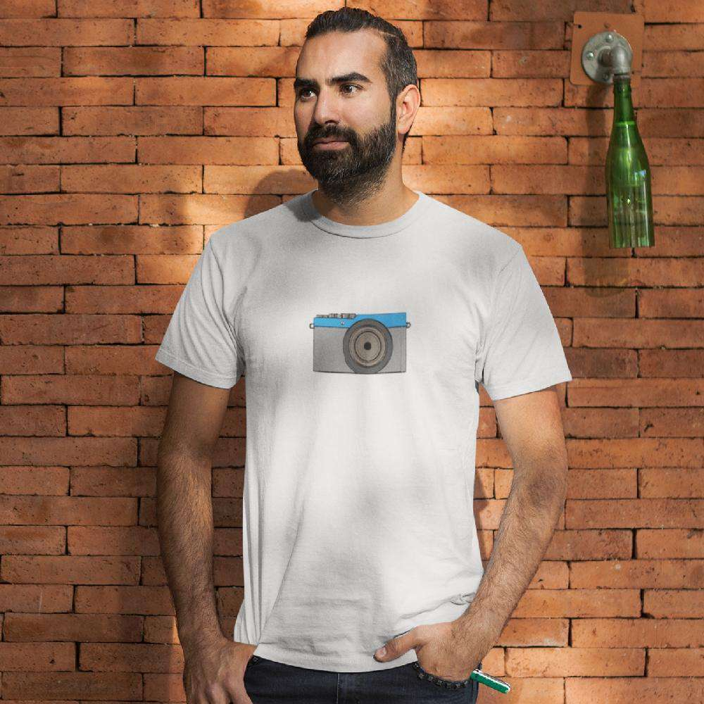 Camera design t-shirt - Sigma Shirts
